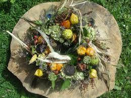 Afbeeldingsresultaat voor herfst bloemschikken