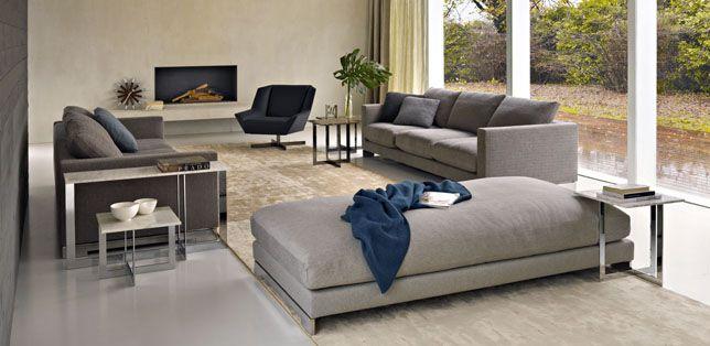 Reversi Ottoman By Molteni | Hub Furniture Lighting Living