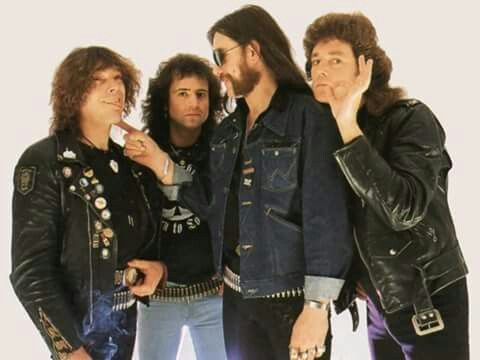 Wurzel/Phil Campbell/Lemmy Kilmister/Pete Gill
