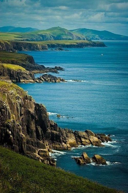 Emerald Irish Coastline | National Geographic