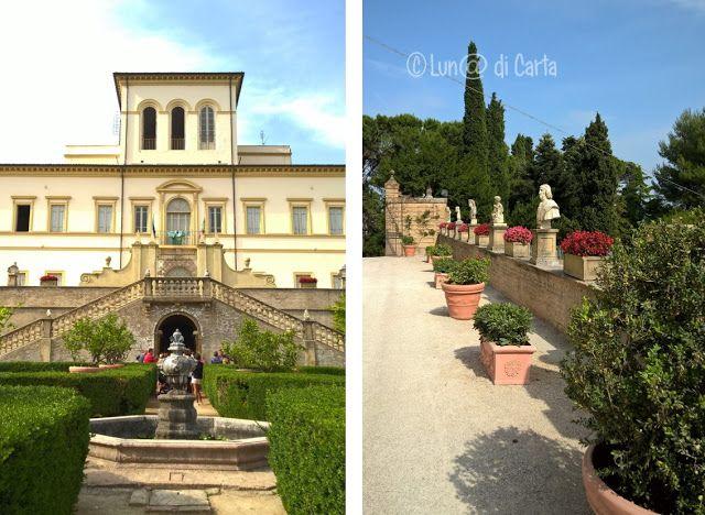 Luna di Carta: Alla scoperta di Pesaro: Villa Caprile