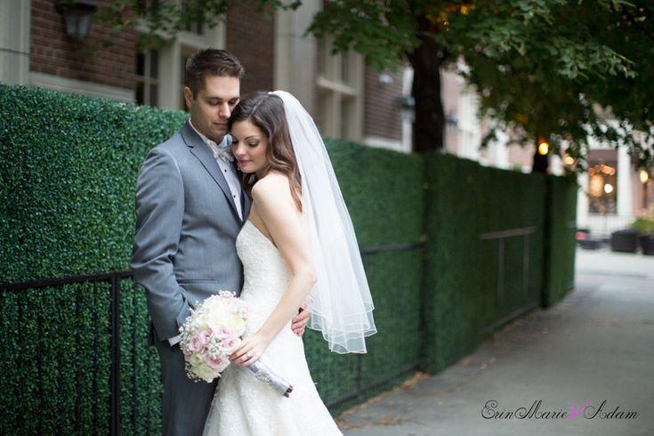 Windsor Arms Hotel Toronto wedding couple