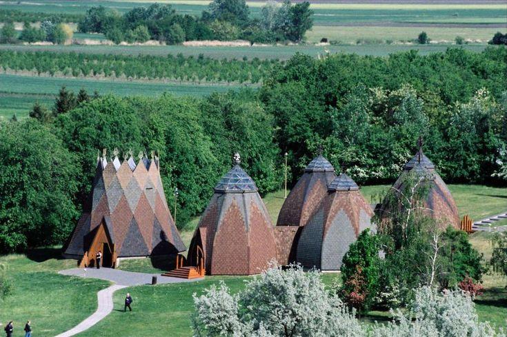 Ópusztaszer - Erdők temploma és múzeuma | Élőépítészet