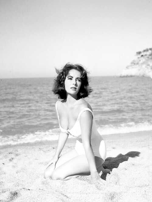 Elizabeth Taylor, Suddenly Last Summer (1959), directed by Joseph L. Mankiewicz
