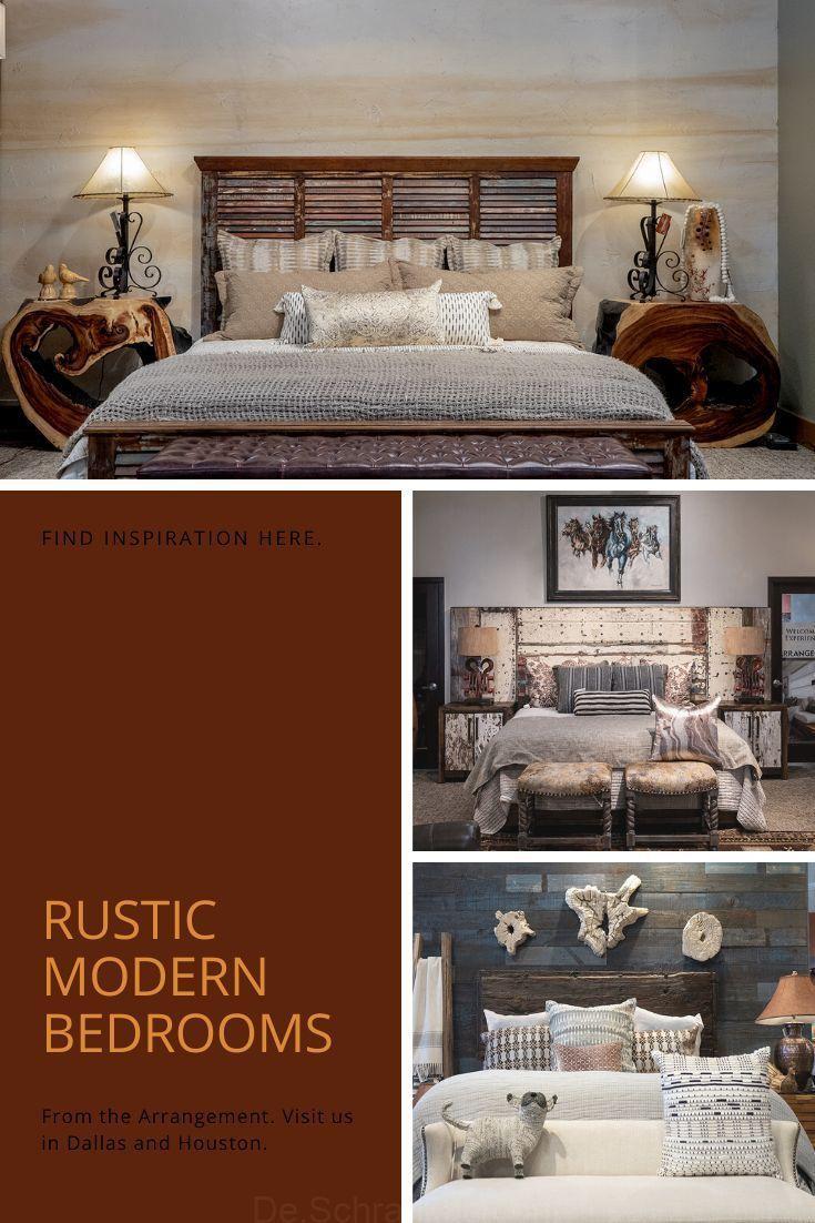 Rustikal Modernen Schlafzimmer Ideen Und Inspiration Rustikal