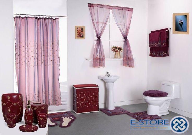 Photo Gallery For Website kmart bathroom window curtains