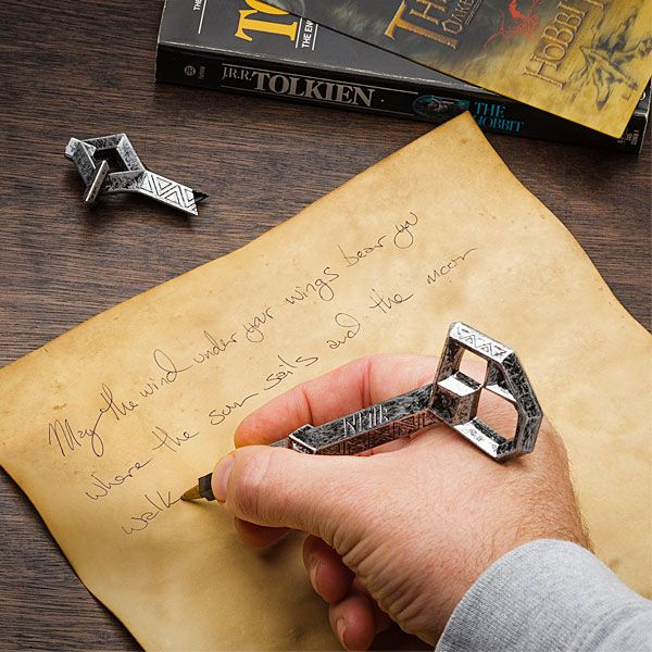 Hobbit & Lord of The Rings Merch http://geekxgirls.com/article.php?ID=1383