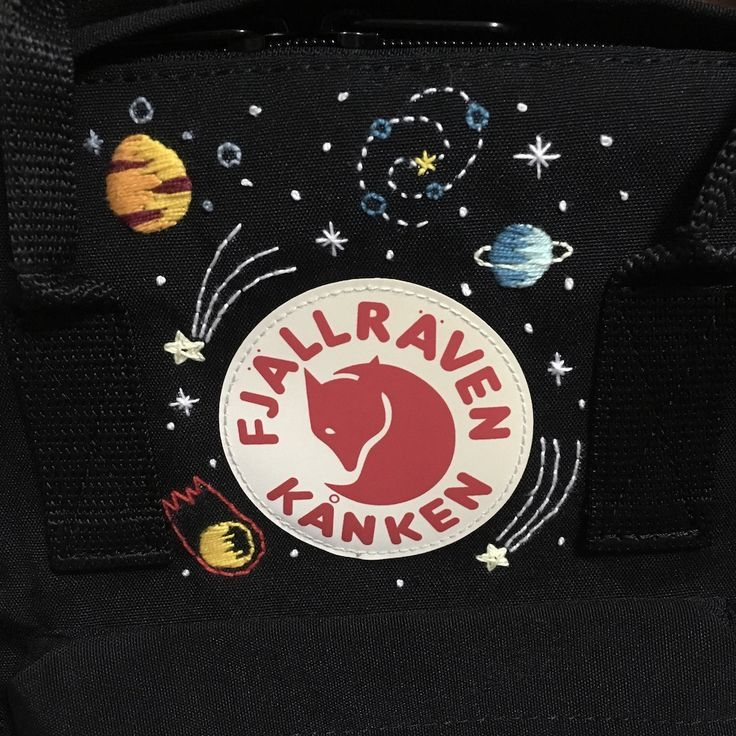 Starry Kanken – #Kanken #Starry