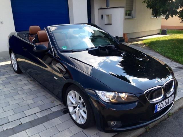 BMW 325 d DPF Cabrio Gebrauchtwagen, Diesel, € 16.999,- in Fulda