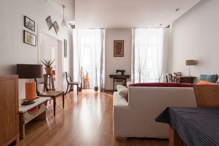 Charming apartment in Martim Moniz - Departamentos en alquiler en Lisboa