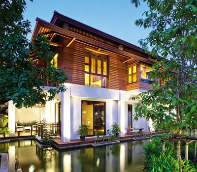 Etonnant Iu0027m A Little Bit In Love With Modern Houses. Asian HouseThai HouseTropical  ArchitectureBox ArchitectureTropical DesignTropical ...