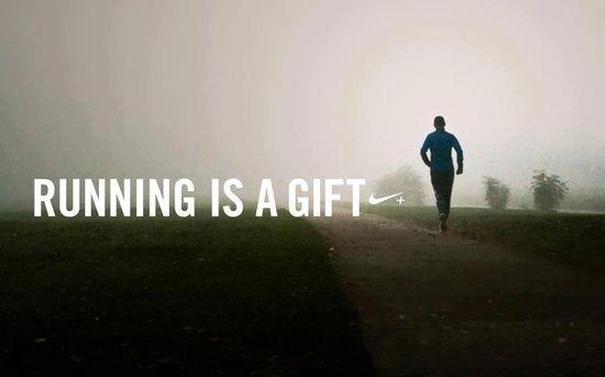 running is a gift allenamenti corsa running podismo trail corridori gare runners blog run nike consigli iniziare a corre