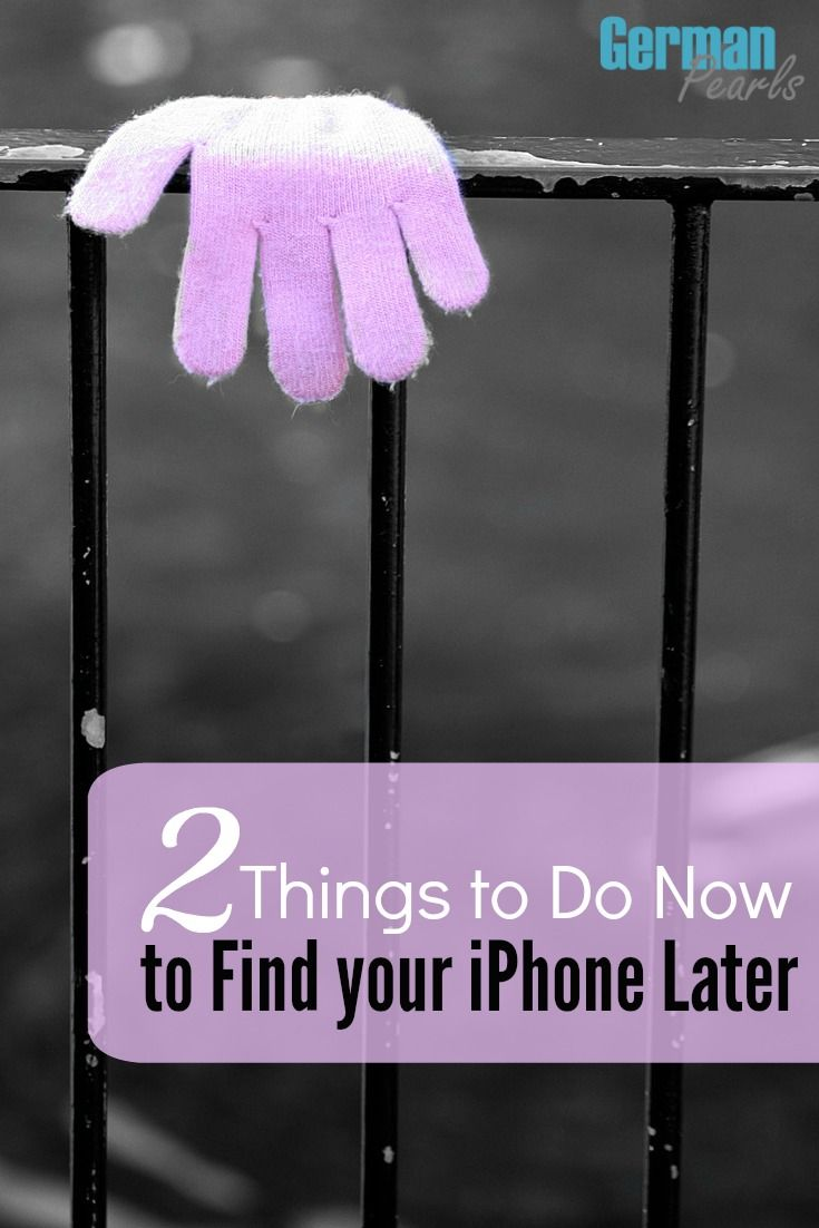 Update these settings on your iPhone now so you'll never have to ask for help to 'find my iphone' later!