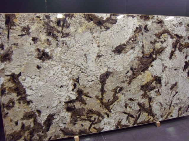 This Is Crazy Awesome Delicatus Vintage White Granite