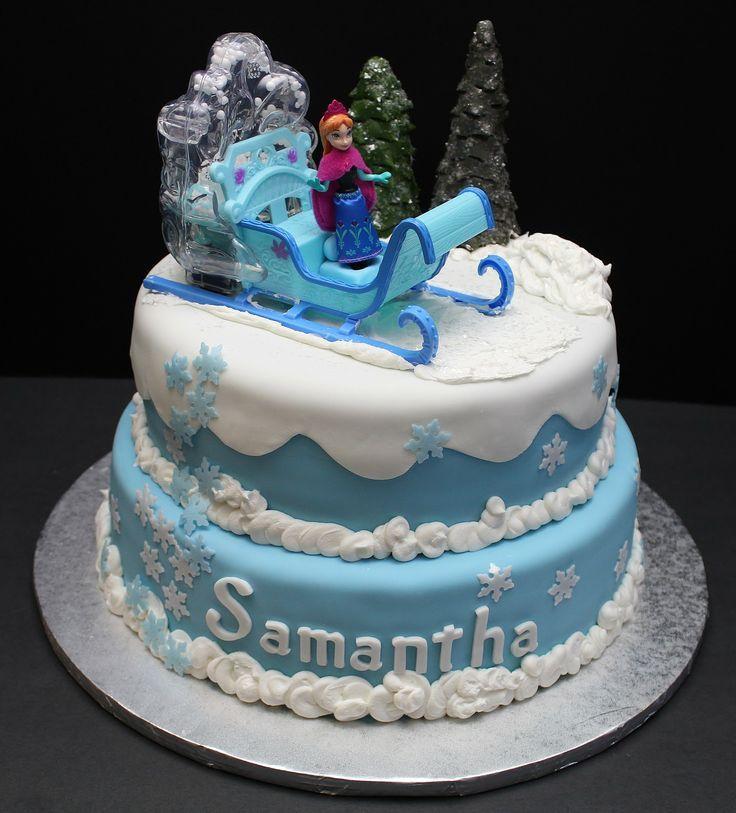 62 best Anna und Elsa Torten images on Pinterest Birthdays Love