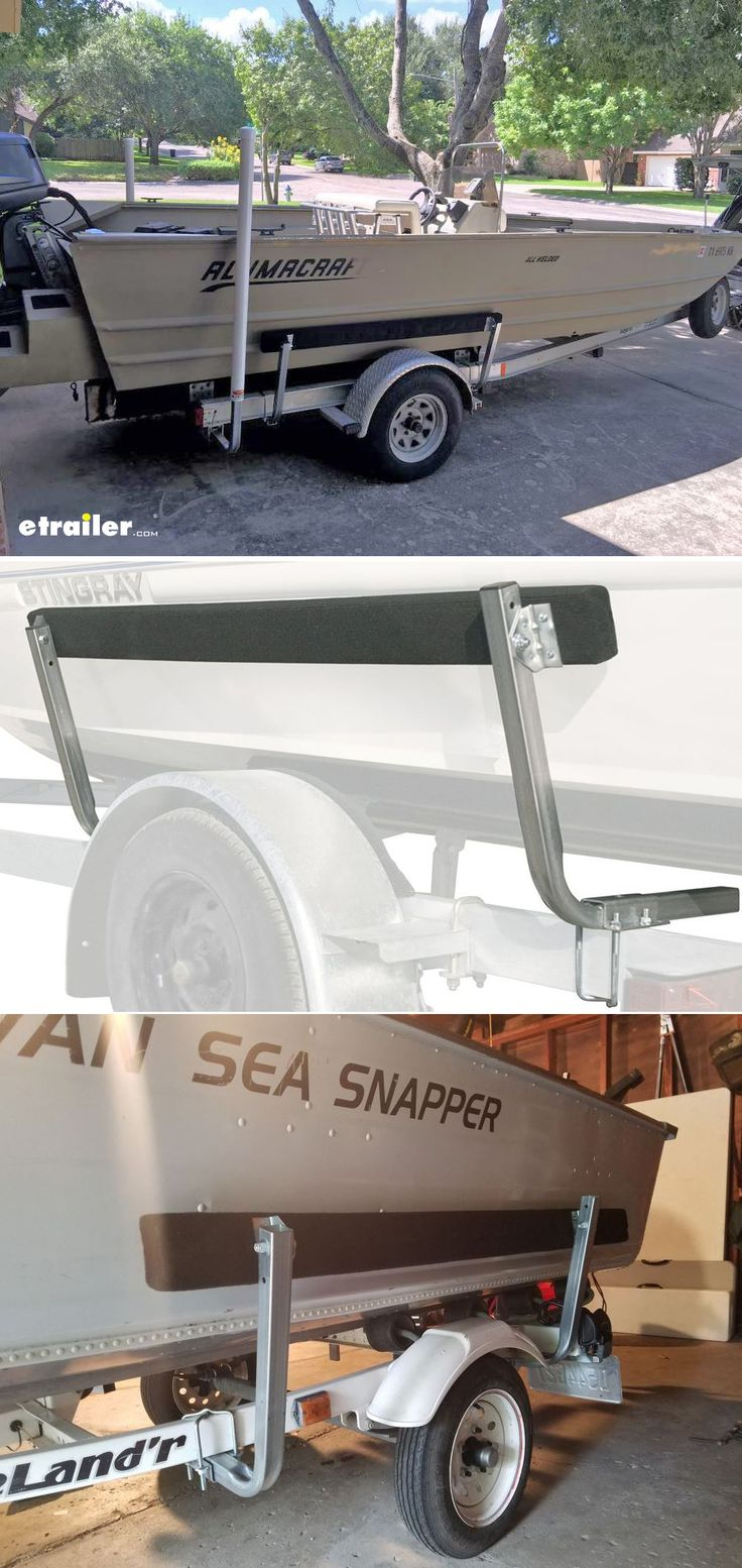 The 95 Best Boat Trailer Accessories Images On Pinterest