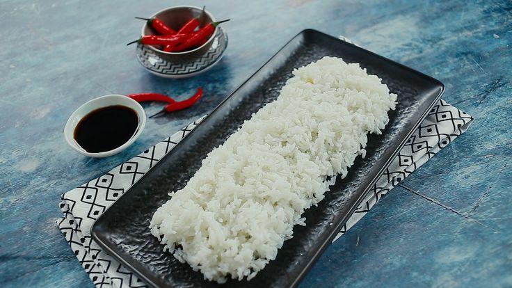 Így készül a tökéletes rizs!