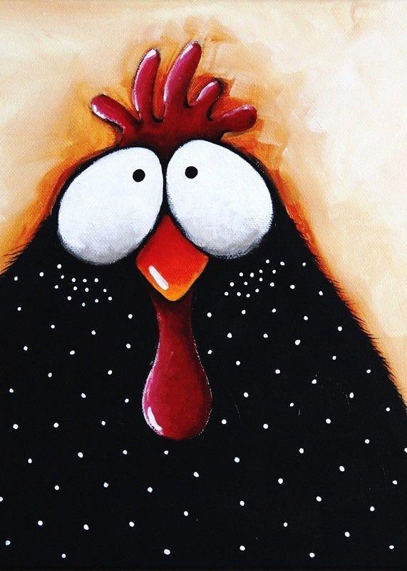 Impressão ACEO ilustração de arte folclórica caprichosa catapora Pintura De Pássaro in Arte, Direto do artista, Gravuras/impressões | eBay