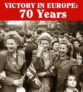 Do you know your Goering from your Goebbels? Test your knowledge on the days and events surrounding VE Day with this quiz!  http://www.pen-and-sword.co.uk/quiz/3/VE-Day-70-Years-On