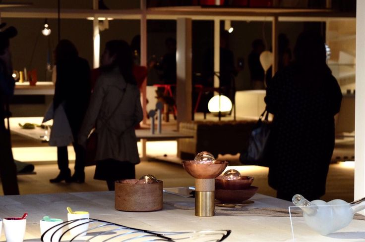 """Candil at @isaloni """"SaloneSatellite 20 Years of Creativity"""", on the occasion of the 20th anniversary of the Salone."""