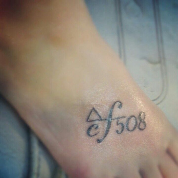 cystic fibrosis tattoo - Google Search
