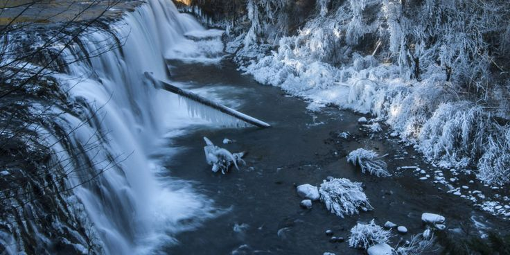 Rock Creek Falls - Washington