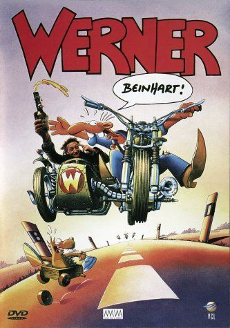 Werner - Beinhart (DVD) - Testberichte und Preisvergleich von Shops