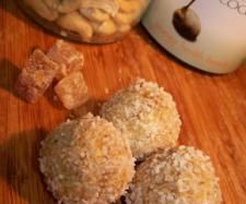 Apricot and Ginger Bliss Balls | Official Thermomix Recipe Community