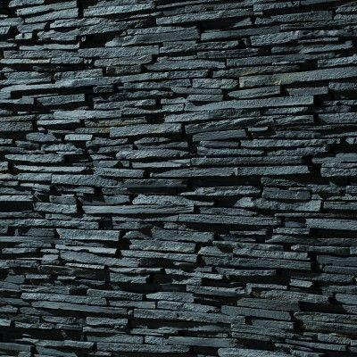 HW0110 TrikBrik Snowdon Cladding Grey Interior Composite Panel