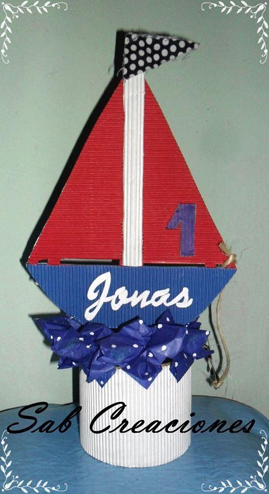 210 mejores im genes sobre fiesta marinero en pinterest - Decoracion de barcos ...