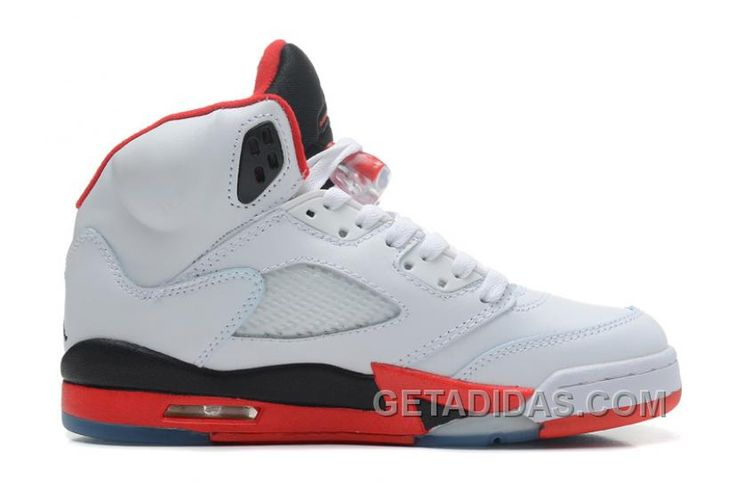 http://www.getadidas.com/air-jordan-5-white-fire-redblack-for-sale-cheap-to-buy-s2kii.html AIR JORDAN 5 WHITE/FIRE RED-BLACK FOR SALE CHEAP TO BUY S2KII Only $89.00 , Free Shipping!