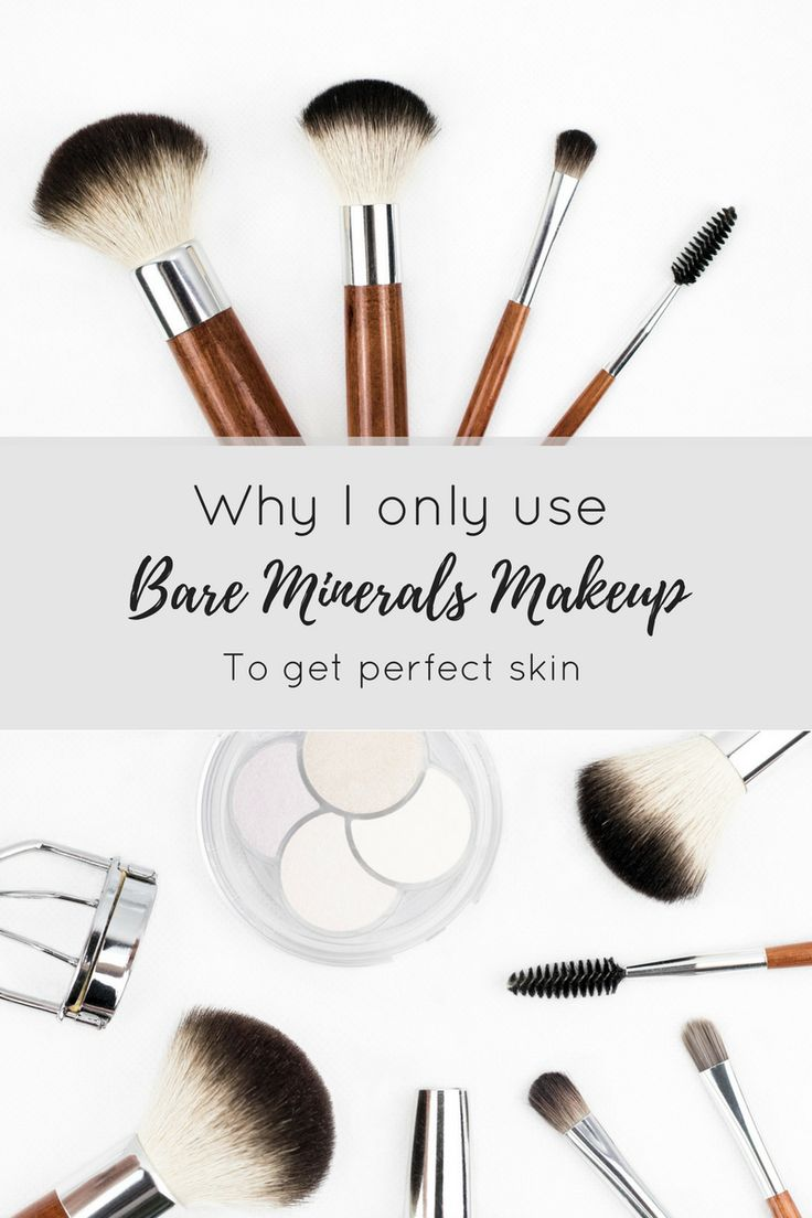 Bare Minerals - Why I only use Bare Minerals to have perfect skin. It is natural, light, and healthy for your skin. Check out the products I use on a daily basis!
