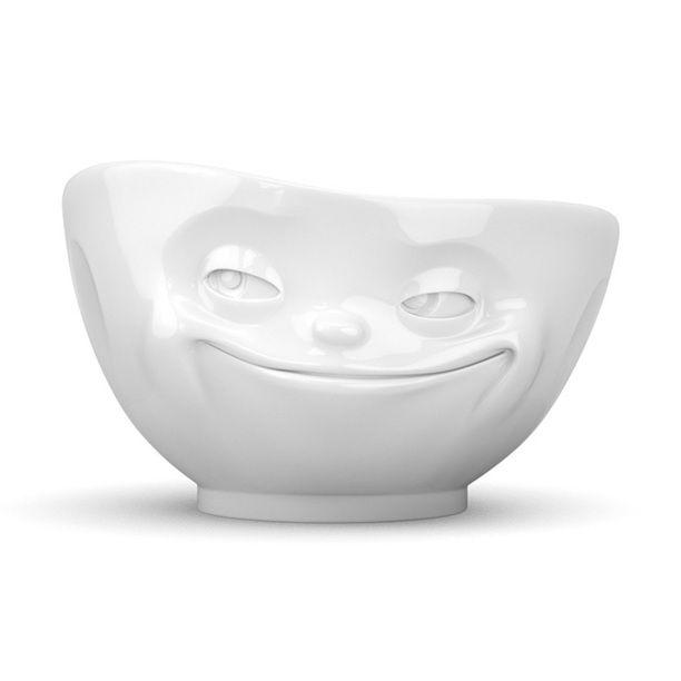 Schale grinsend weiß design inspiration on Fab.