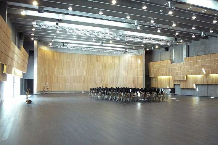 Friis & Moltke - Projekter - Multisal, Thisted Gymnasium