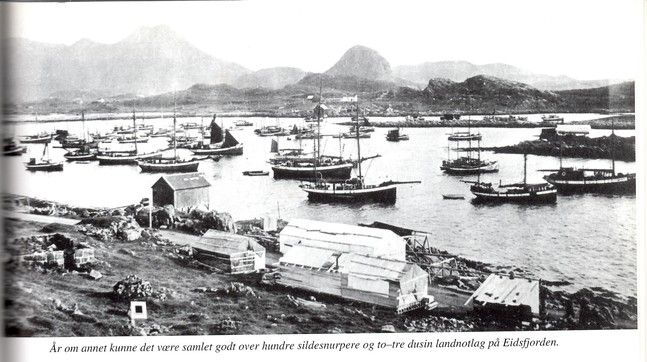 Skagen i Bø  1920