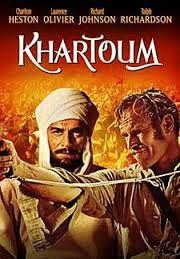 Risultati immagini per khartoum film