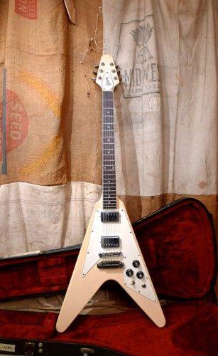 1982 Gibson Flying V White 435000