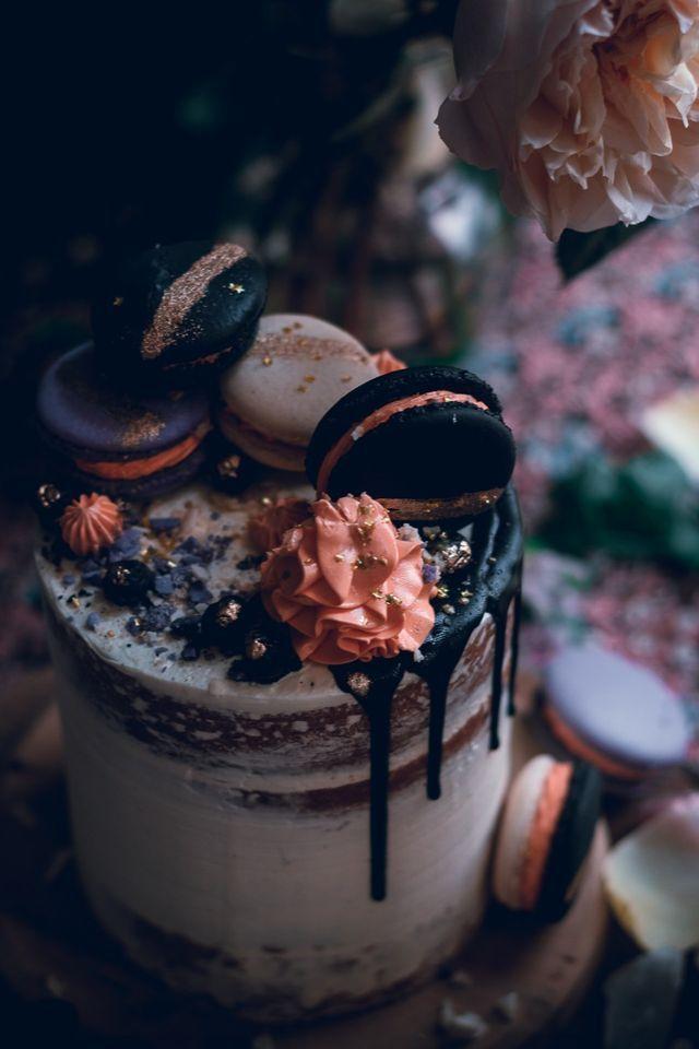Vanilla bean Cake with Vanilla buttercream   Historias del Ciervo   Bloglovin'