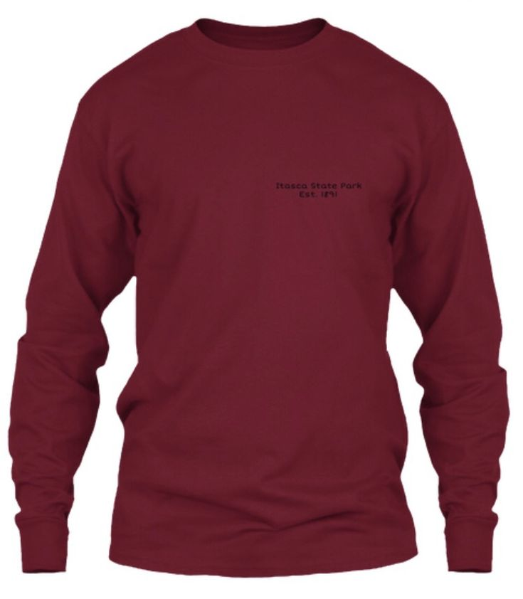 Itasca State Park long-sleeve/t-shirt/hoodie are live now! Part of Minnesota state park line. Link in bio! . . . . #minnesota #outdoors #camping #fishing #hunting #sunsets #forrest #cabins #campinglife #minneapolis #stpaul #mnstateparks #hiking #backpcking #backpackcamping #camper #rv #rvlife #itascastatepark #lakes #river #lakelife #minnesotanice