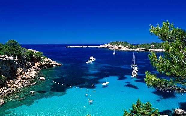 36hrs Ibiza and beaches etc.