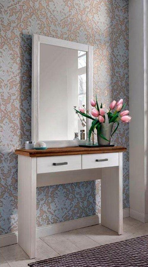 *Werbung* Home Affaire Spiegel »Laguna« Ideal Für Den Schminktisch Aus  Dieser Serie