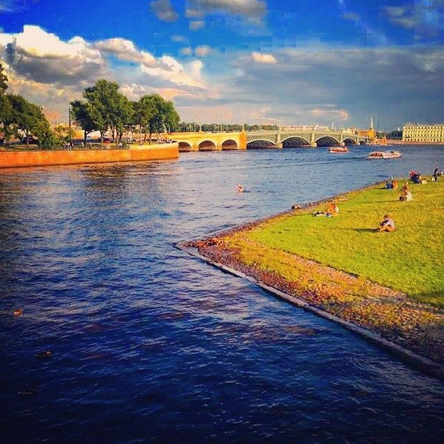 St Petersburg. Peter and Paul fortress. # travel #greatview #russia #happy #fun