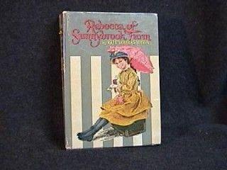 rebecca of sunnybrook farm: Rebecca Of Sunnybrook Farms, Cal Patterns