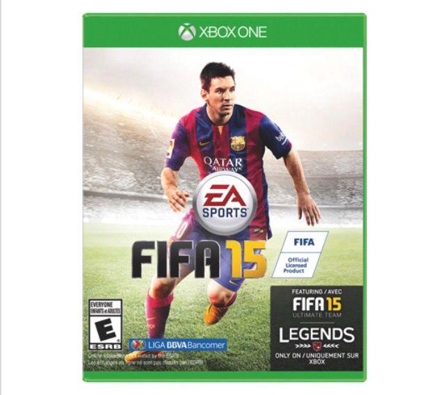 FIFA 15 (Xbox One) $79.00