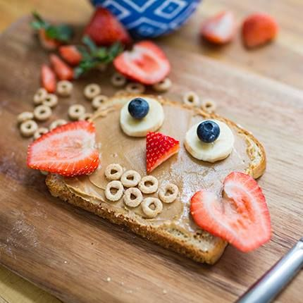Breakfast Owls: 5 Ways to Connect with Your Kids TOMORROW Morning #familybreakfast #ad *Too cute.