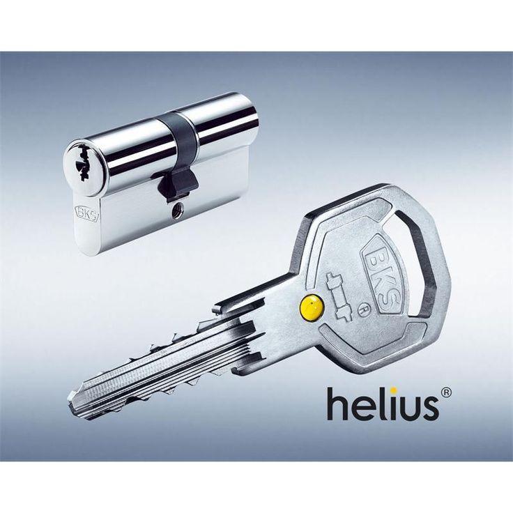 Profilzylinder HELIUS BKS 4212 3 Schlüssel - diverse Größen