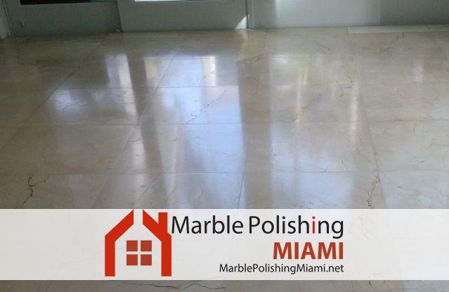 Marble Floors Polishing