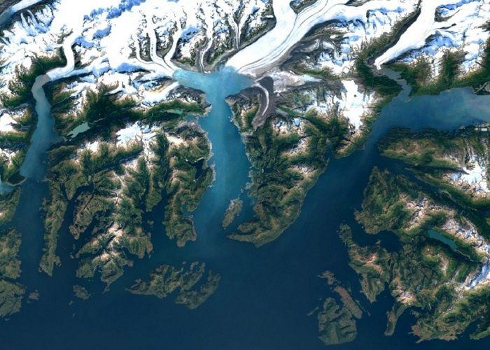 Google Earth mejoras las imágenes de su vista por satélite