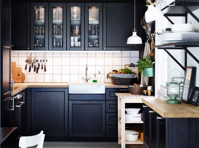 5 idees pour une cuisine ambiance bistrot cuisines pinterest cuisine ikea cuisine bistrot et amenagement cuisine