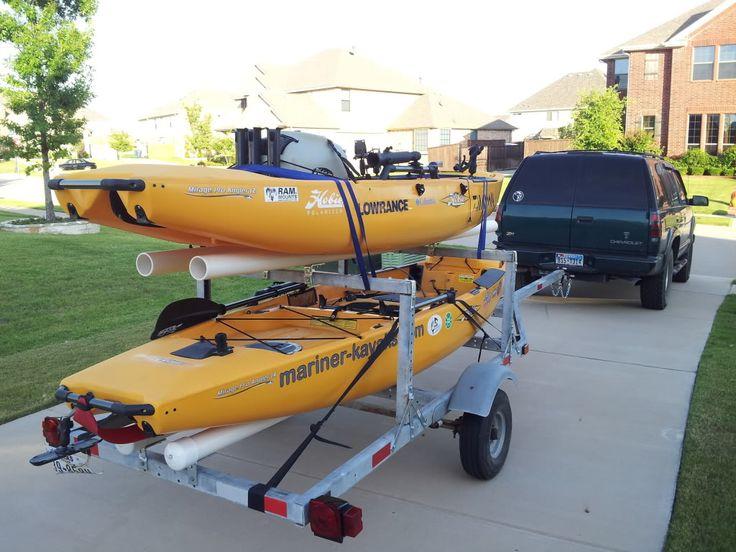 Hobie Pro Angler 14 | rigging | Texas Fishing Forum